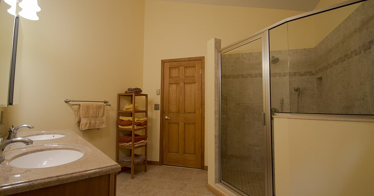 Habitat Building Group Llc Custom Bathroom